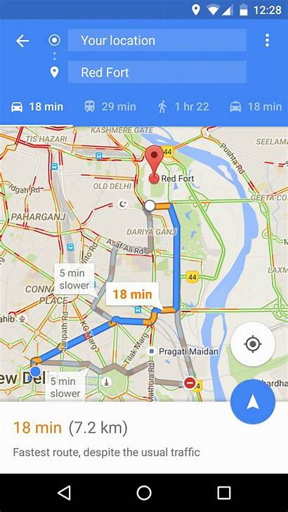 Google Maps Features India Plan Road Trip