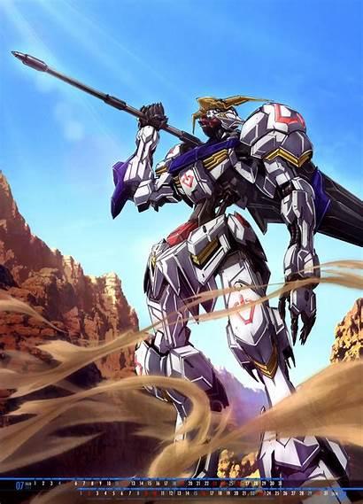 Gundam Orphans Iron Blooded Barbatos Mobile Suit
