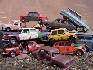 Vendre Voiture Casse : epave en miniature diorama paves casse mini garage etc page 355 divers autres ~ Gottalentnigeria.com Avis de Voitures