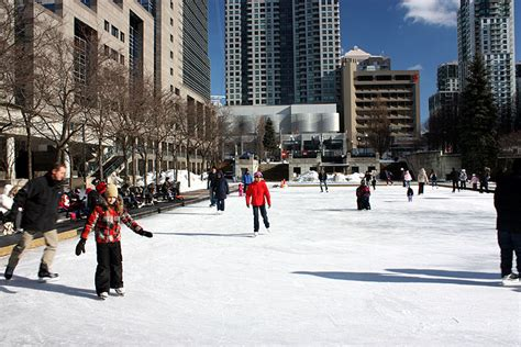 Mel Lastman Square :: - a skating rink :: Toronto Photos ...