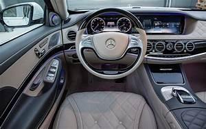 Mercedes Classe S 2016 : photos mercedes benz classe s 2016 5 8 guide auto ~ Dode.kayakingforconservation.com Idées de Décoration