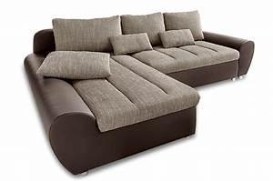 Sofa Xxl Mit Schlaffunktion : sit more ecksofa bandos xxl mit schlaffunktion braun sofas zum halben preis ~ Indierocktalk.com Haus und Dekorationen