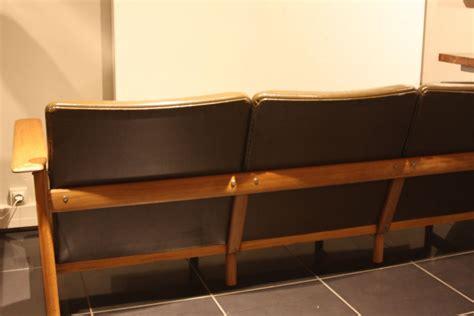 canapé lit steiner canapé 3 places signé steiner des ées 60 39galerie s