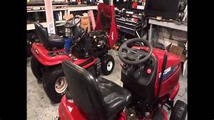 Craftsman Dlt3000 And Dyt4000