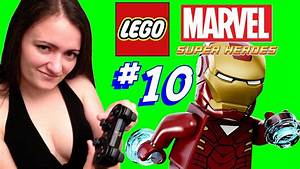Let's Play LEGO Marvel Super Heroes Part 10 Sabretooth ...