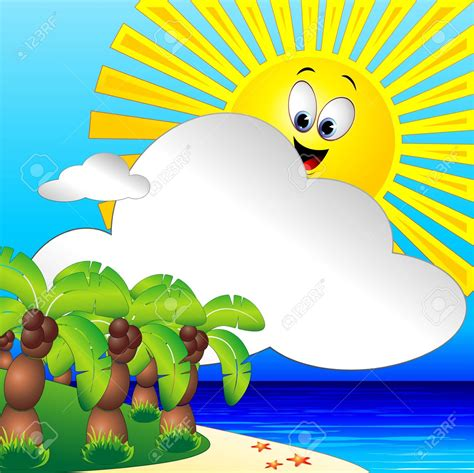 Tropical Holiday Clipart Clipground