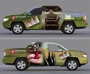 Graphic design vehicle wraps 3d vehicle wrap graphic for Truck lettering design online