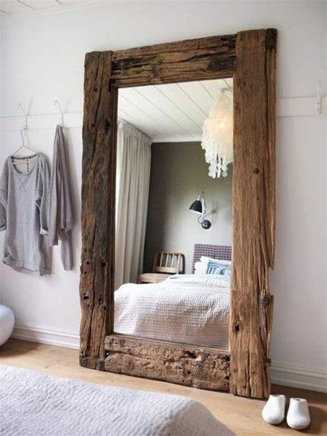 decoration chambre princesse 76 idées avec un miroir grand format