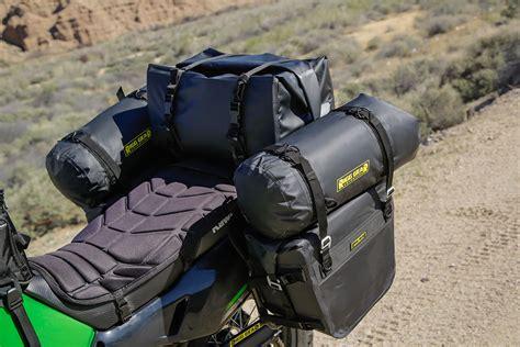nelson rigg dry saddlebags yellowblack dual sport
