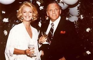 Married Barbara Marx in 1976 - Wife #4. | Frank Sinatra ...