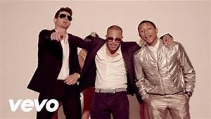 Robin Thicke - Blurred Lines (Unrated Version) ft. T.I ...