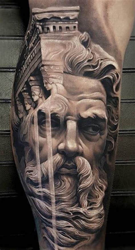 Zeus Tattoo Inkstylemag