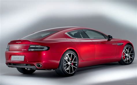 Aston Martin Rapides by Aston Martin Rapide S 2014 Widescreen Car