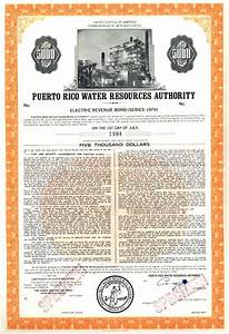 Free Sports Certificates Puerto Rico Bonds At Scripophily Com Are Worth The Paper