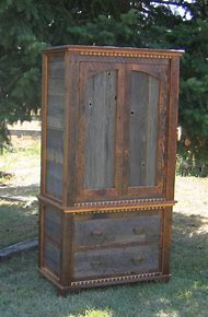 Dutch Country Craft Armoire