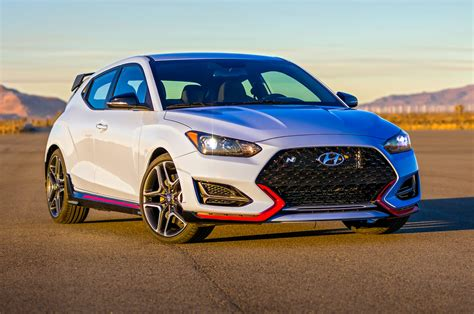 Who Makes Hyundai by 2019 Hyundai Veloster N Makes Debut In Detroit