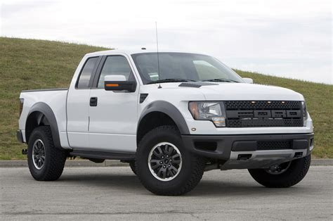 2010 Ford Svt Raptor With 600 Hp By Procharger News