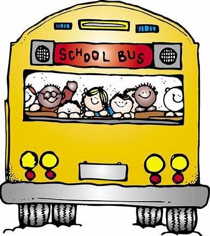 Bus Clipart Clip Supplies Elementary