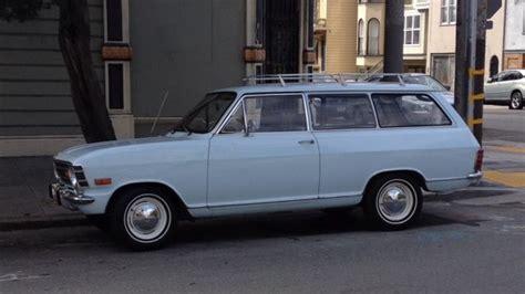 Opel Kadett Wagon by 1971 Opel Kadett B Caravan Mini Wagon Vintage Classic