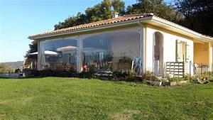 Bache Transparente Pour Terrasse : bache fermeture terrasse edavray 2016 youtube ~ Dailycaller-alerts.com Idées de Décoration