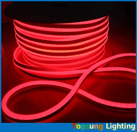 smd led flexilble neon light 10 18mm 220v 110v 24v neon rope light