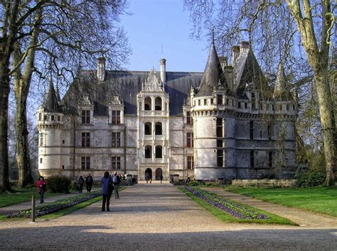 panoramio photo of francia castillo de azay le rideau
