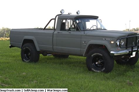 jeep gladiator 1970 25 2uoyo4