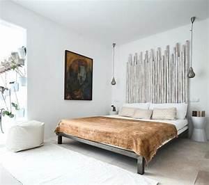 Faire Une Tête De Lit En Bois : fabriquer sa tete de lit fabriquer sa tete de lit 160 ri67 ~ Teatrodelosmanantiales.com Idées de Décoration