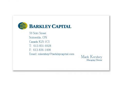 Barkley Capital- Nextphase Strategy Business Card Design Software Mac Japanese Calendar Year Google Good App Quotes Donald Trump Day Excel Booking Large Yahoo
