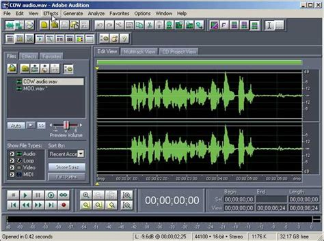 Adobe Audition 15 Free Downloads