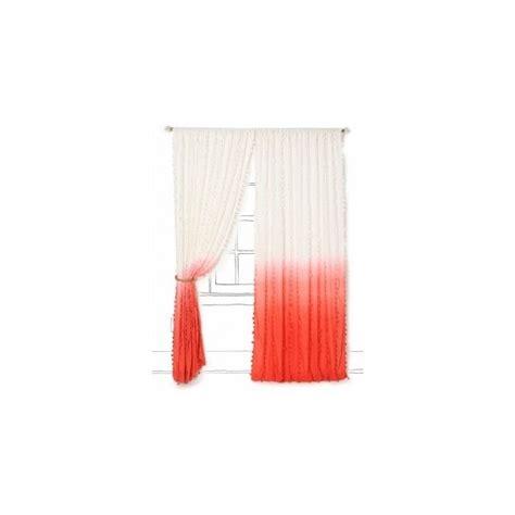 dip dye curtains home sweet home