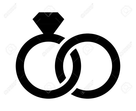 beautiful wedding rings symbol matvuk com