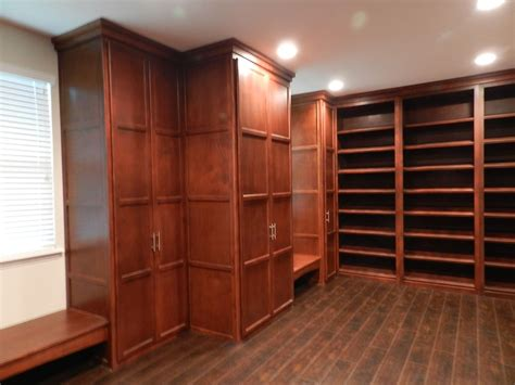 custom made walk in closet by terry s custom woodwork