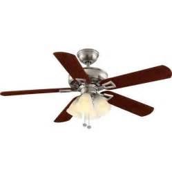 hton bay ceiling fan lyndhurst 52 168 indoor ceiling fan