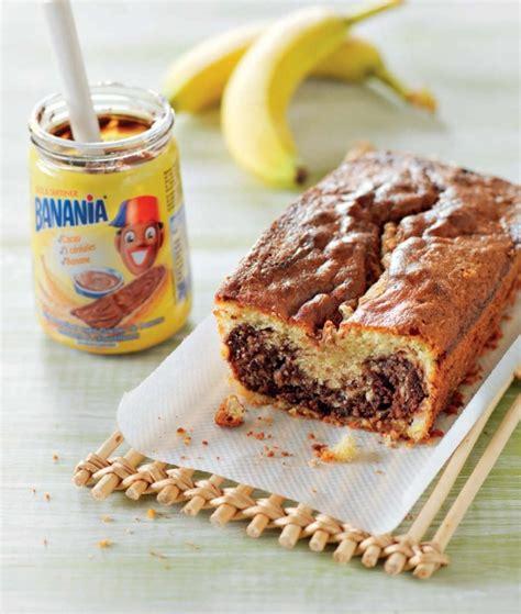 pate a tartiner banania cake marbr 233 banane et p 226 te 224 tartiner banania 174 hachette pratique