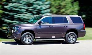 2015 Chevrolet Tahoe And Suburban Add Z71 Off