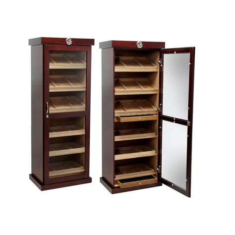 cabinet humidors for cigars cabinet cigar humidors affordable prices the lemans