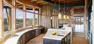 cuisine chalet montagne intrieur du chalet sjour cuisine With amazing plans de maison moderne 15 cuisine chalet