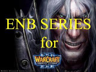enb series  warcraft  frozen throne telur hitam
