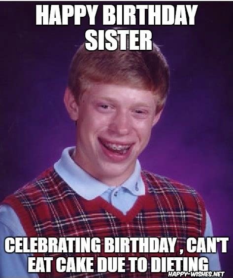 Happy Birthday Wishes For Sister Quotes Images And