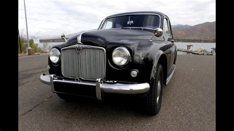 P4 For Sale by P4 Rover 75 1953 For Sale California Usa