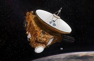New Horizons Bids Pluto Farewell As It Speeds Towards The ...