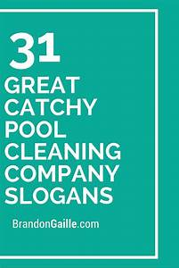 cleaning companies names 31 great catchy pool cleaning company slogans pool