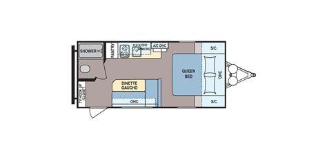 2015 coleman travel trailer floor plans coleman 16fbwe floorplan details