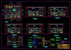 Sanitary Projects En Autocad