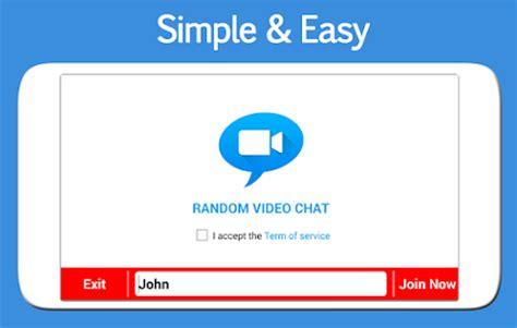 random video chat  pc mac  appkiwi apk