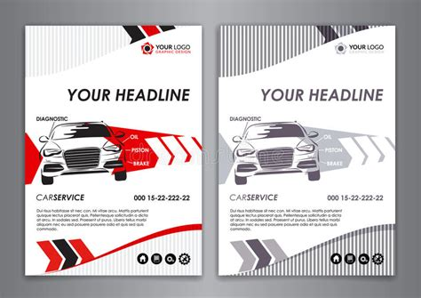 A5, A4 Service Car Business Card Template. Auto Repair Business Cards Eco Friendly Uk Card Template Gotprint Catering Download Sample Red Free Templates Design For Typical Stock