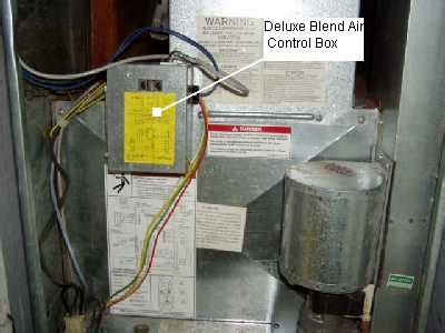 troubleshooting colemans blend air systems mobile home