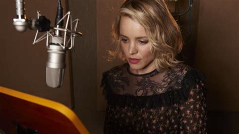 EXCLUSIVE: Listen to Rachel McAdams' Charming Narration of ...
