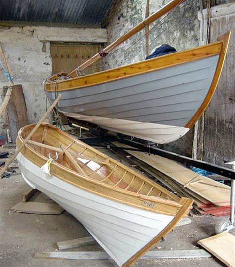 Viking Row Boats For Sale by Traditional Viking Boat Builders In Ullapool